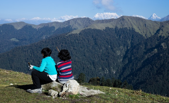 Trekking to Roopkund with kids
